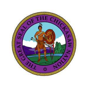 The Great Seal of the Chickasaw Nation